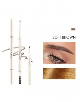 Antakių pieštukas FOCALLURE Soft Brown