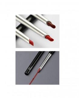 Matinis lūpų pieštukas Pudaier atsparus vandeniui Nr.1