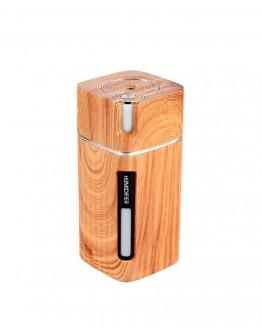 Kvapų Difuzorius Mini 300ml medžio spalvos