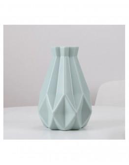 Vazos Imitacija Plastikinė Žalia