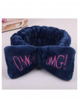 Plaukų juosta OMG! Mėlynos spalvos