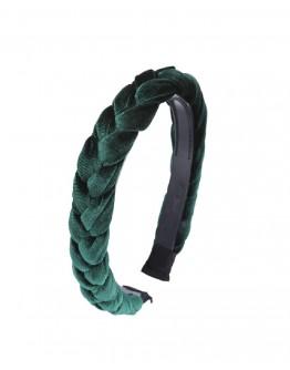 Lankelis plaukams Žalias