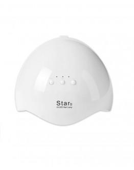 12W UV LED hibridinė lempa nagams Star
